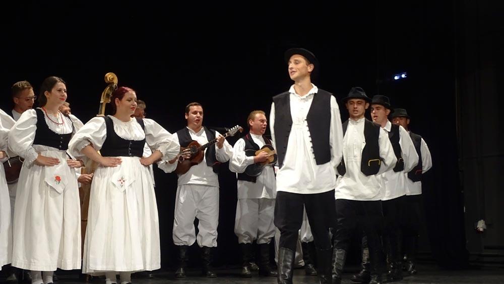 KUD Rudar sudjelovao na 17. Županijskoj smotri folklornih ansambala