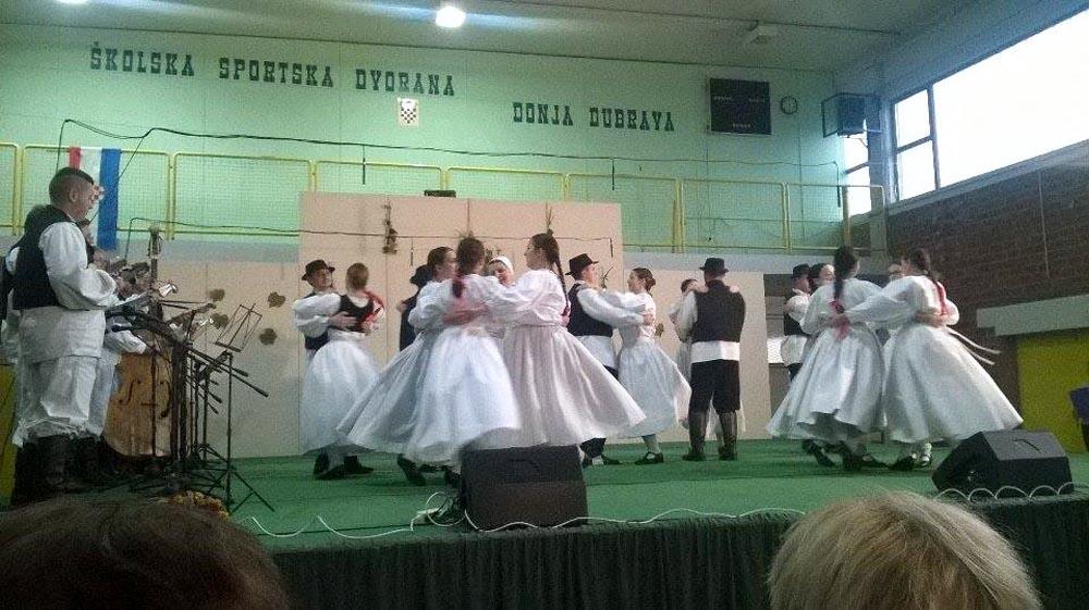 """KUD """"RUDAR"""" sudjelovao na manifestaciji povodom Martinja u Međimurju"""
