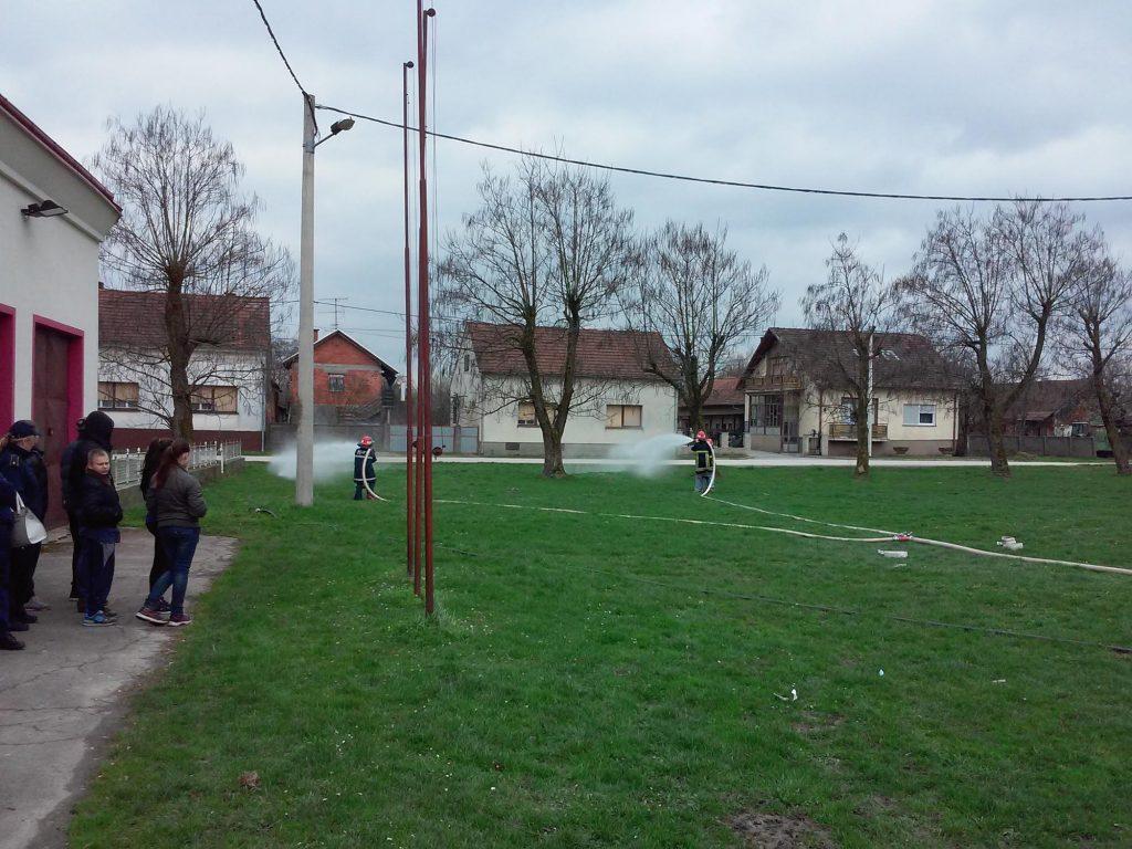 VZO Hlebine, Koprivnički Bregi – Proveden program osposobljavanja za vatrogasnu mladež