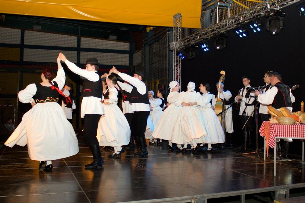 "KUD ""Rudar"" na glazbeno plesnoj manifestaciji ""U zagrljaj Dravi i Bilogori"""