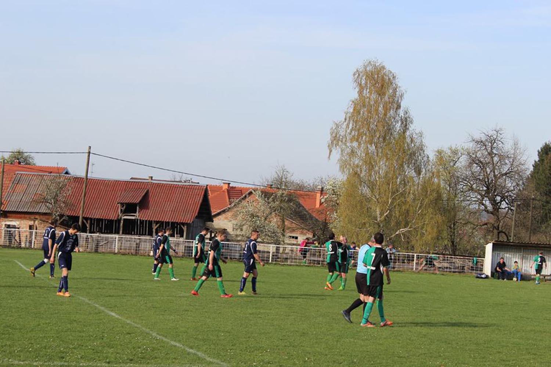 Izvještaj s utakmice u Kozarevcu