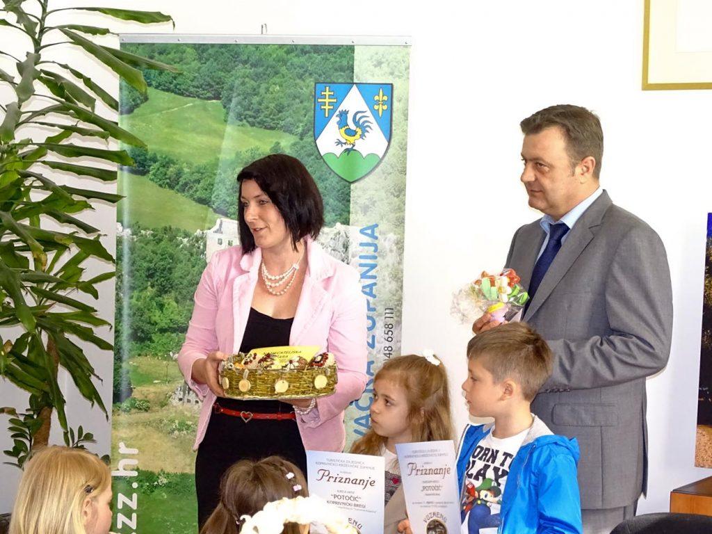 """DV """"Potočić"""" najbolji u kategoriji vrtića u projektu """"Vuzmena košarica"""""""