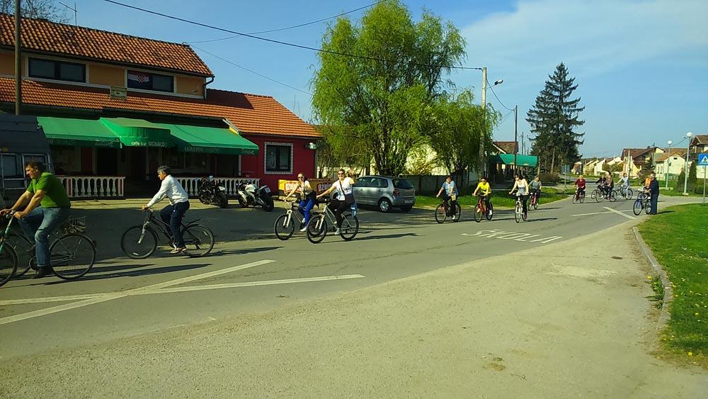 Zdrav život – Biciklijada na Bregima