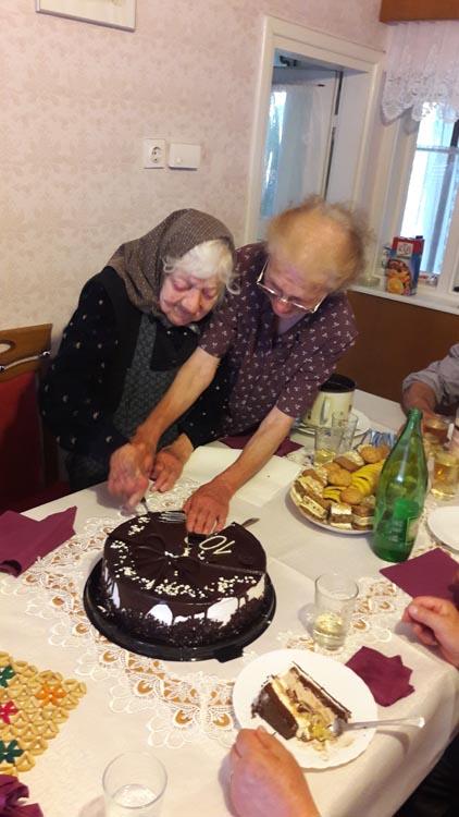 Baka Slavica proslavila 102. rođendan