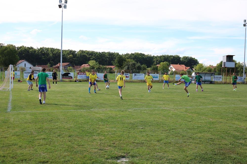 Održan Turnir ulica Općine Koprivnički Bregi