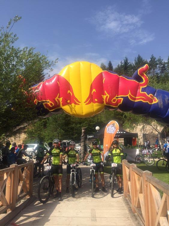 Glogovčanci Marko Vajdić i Damir Podoreški ostvarili odlične rezultate na MTB maratonu Blackhole