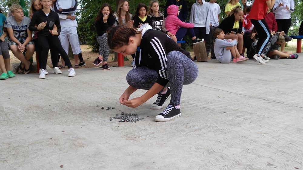 Muška i ženska mladež DVD-a Glogovac boravila u vatrogasnom kampu u Fažani