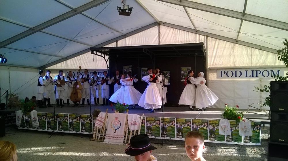 """KUD Rudar sudjelovao na manifestaciji tradicijske kulture 42 """"Zapovijed pod lipom"""" u Sisačko-moslavačkoj županiji"""