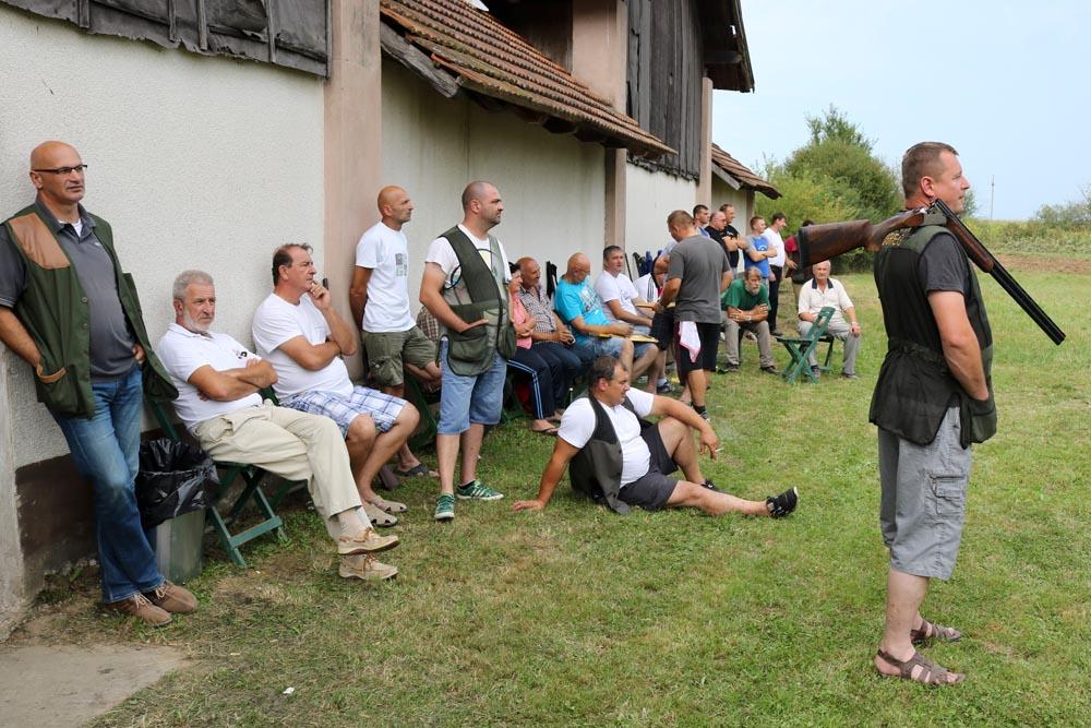 Održano natjecanje u gađanju na glinene golubove