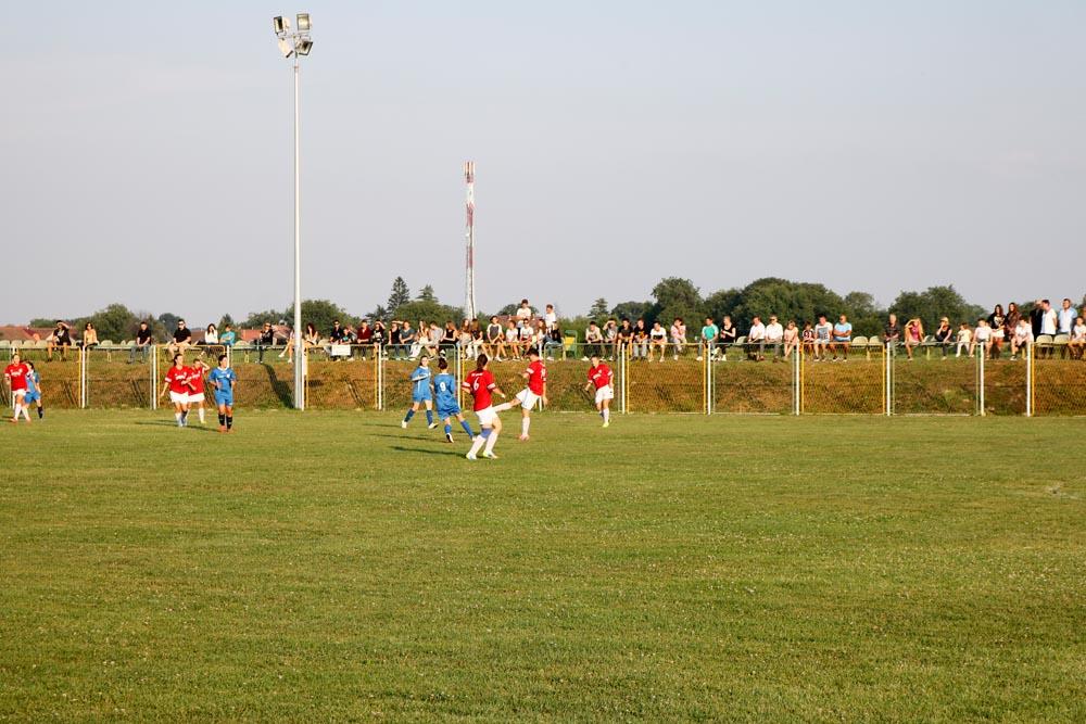 Prijateljska nogometna utakmica