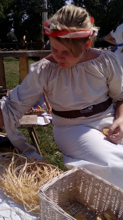 """Potočići"" sudjelovali na Renesansnom festivalu"
