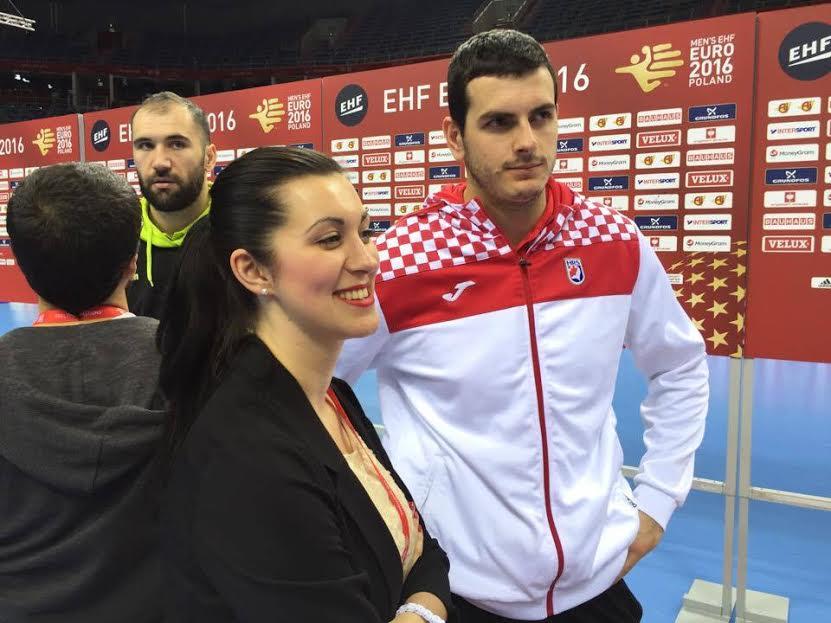 Simona Margetić: Ženama je itekako mjesto u sportu, a kao novinarka nikad se nisam bojala da nisam dorasla muškim kolegama