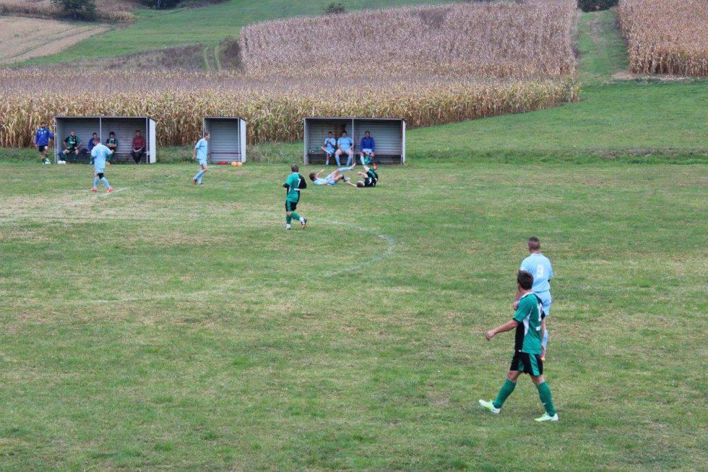NK Bilogora Gornja Velika – NK Rudar Glogovac 1:3 (Tolić, Draganić, Tolić)