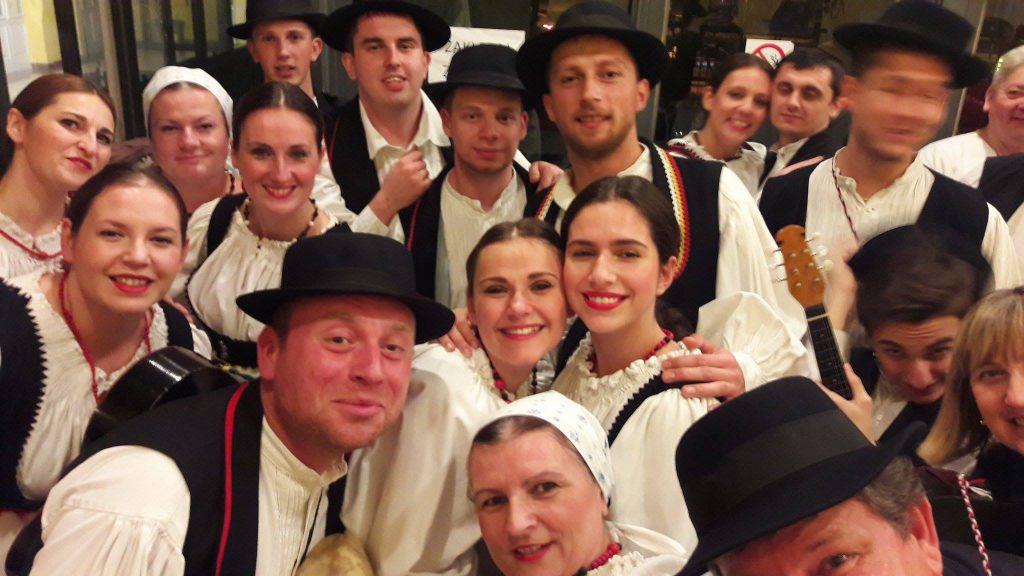 Rudari gostovali u Sloveniji
