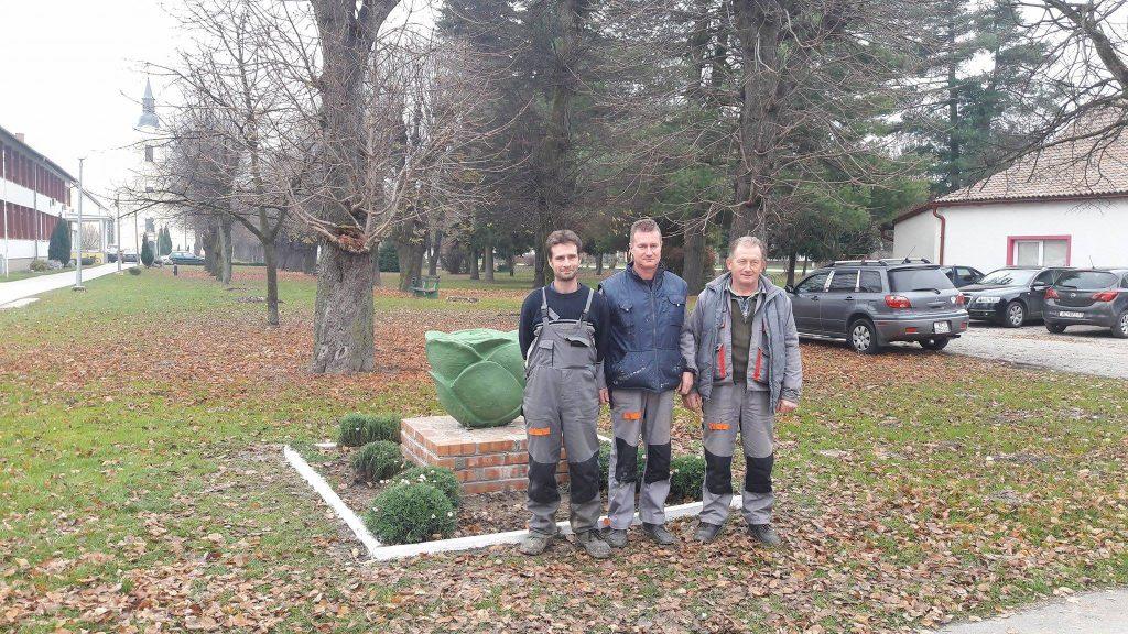 Završeni ovogodišnji javni radovi na području Općine Koprivnički Bregi