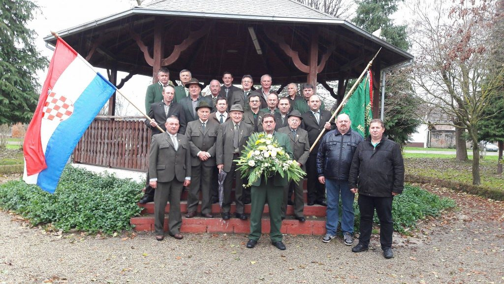"""Lovačko društvo """"Zec"""" Koprivnički Bregi proslavilo svog zaštitnika Svetog Huberta"""