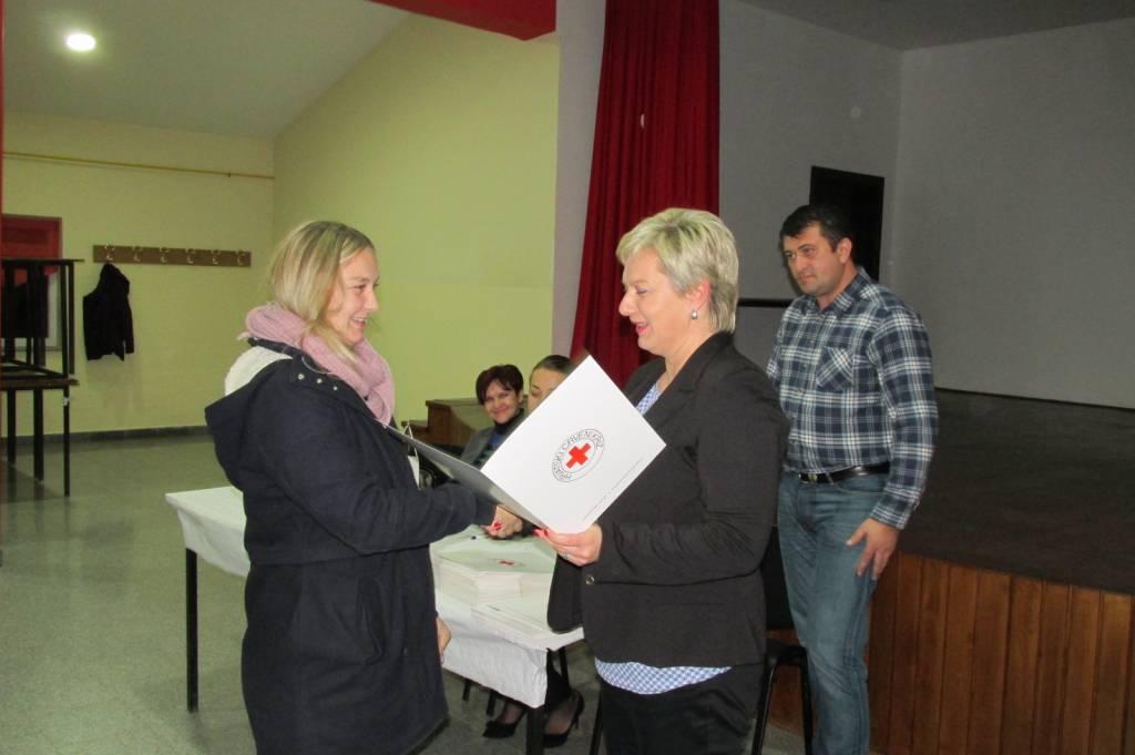 Siniša Maroševac predsjednik Crvenog križa u Koprivničkim Bregima