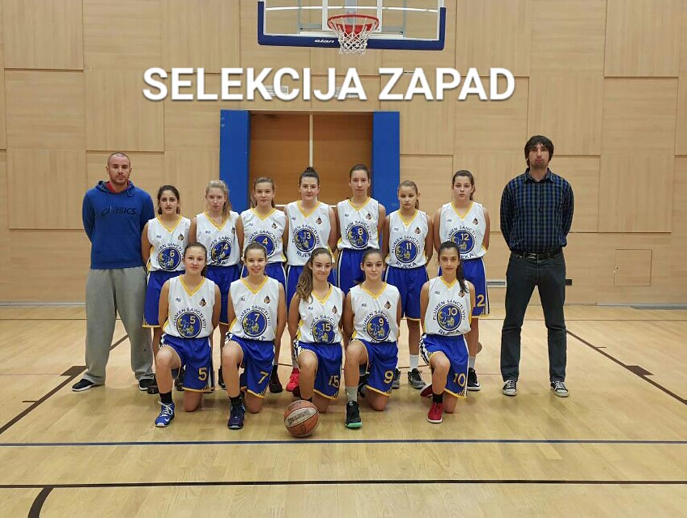 Košarkaški turnir Hrvatskog košarkaškog saveza za selekcije 2003/04 u Vodicama