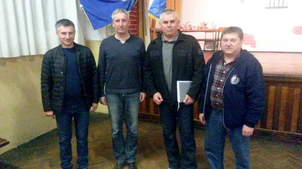 Održana izborna skupština UDVDR-a ogranka Općine Koprivnički Bregi
