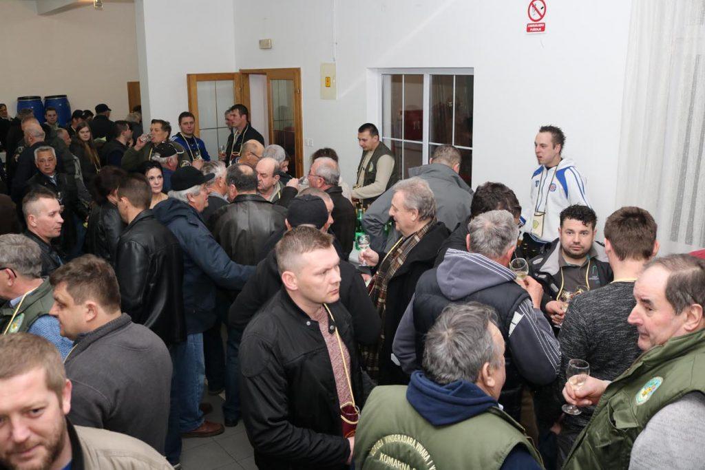 """Uspjeh bregovskih vinara 6. izložbi vina """"Podravina 2017"""""""