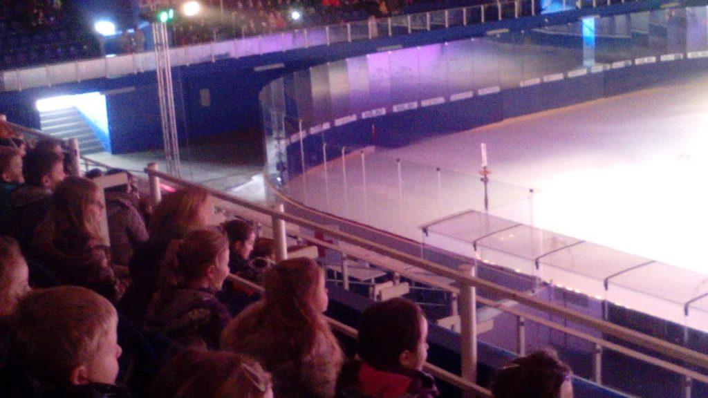 Potočići u Ledenoj dvorani Doma sportova