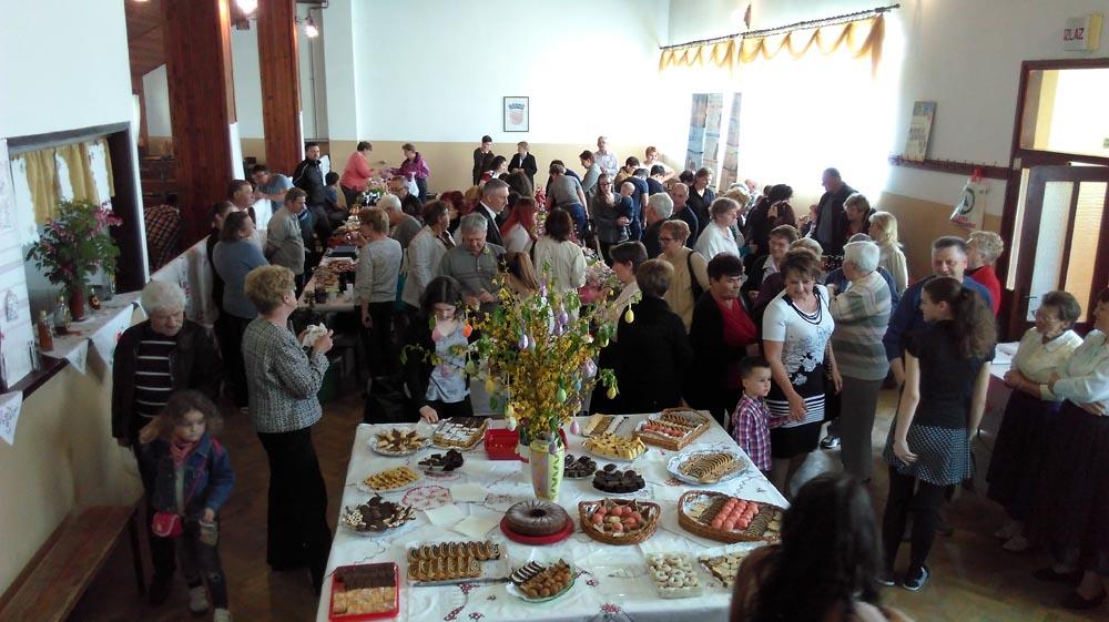 Uskrsna izložba u Glogovcu