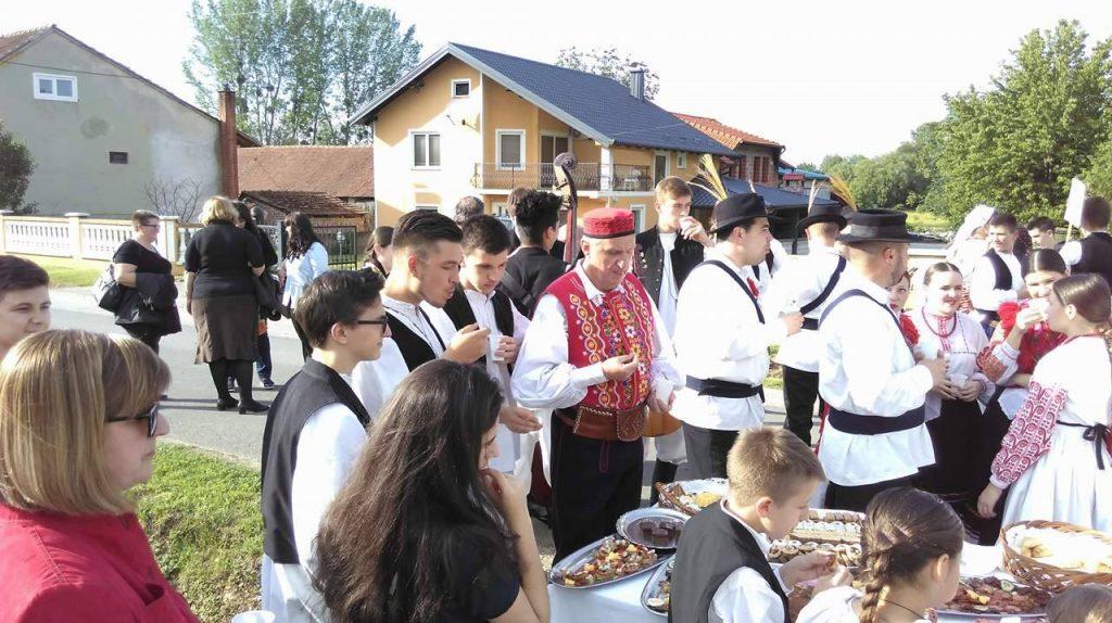 Večeri folklora u Glogovcu