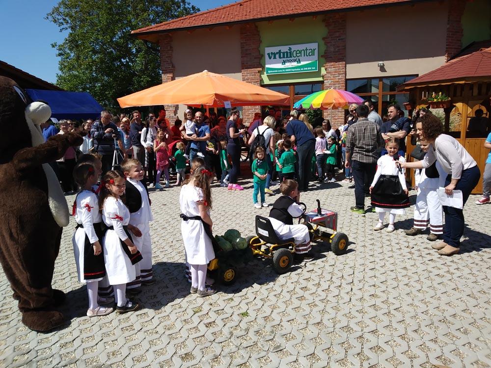 """""""Potočići"""" u Vrtnom centru"""