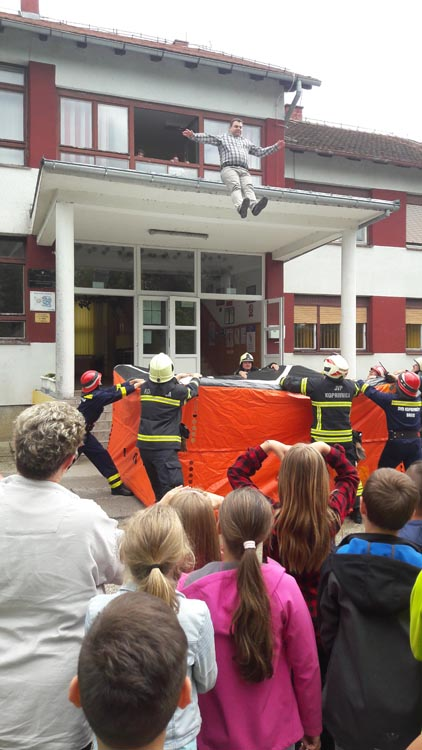 Vatrogasna vježba evakuacije i spašavanja