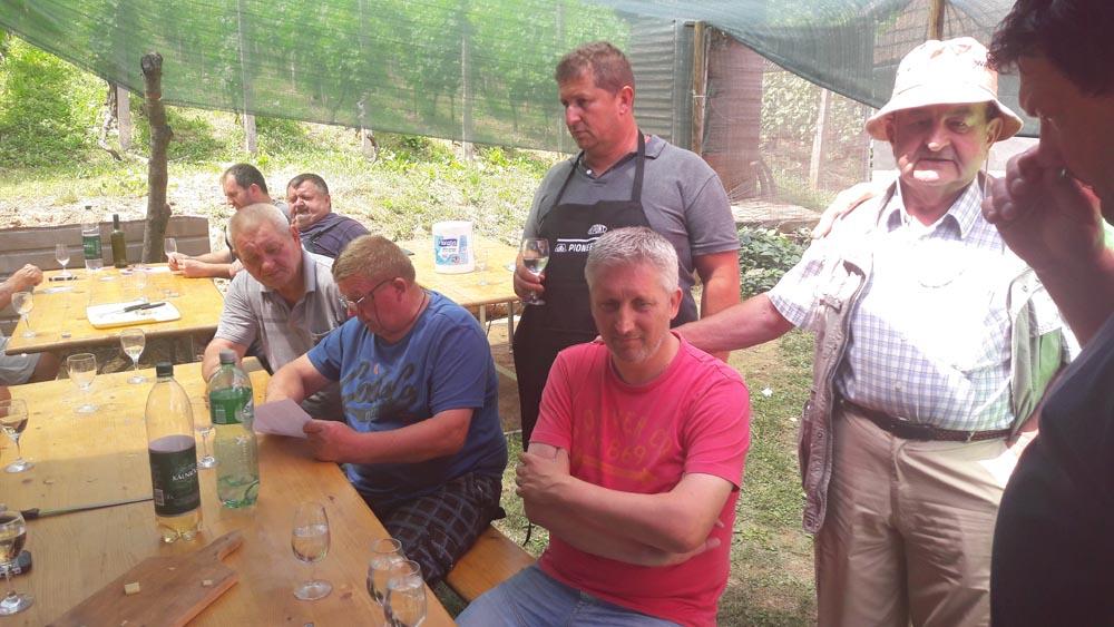 Tradicionalna izložba vina, vinara iz okolice Koprivničkih Bregi