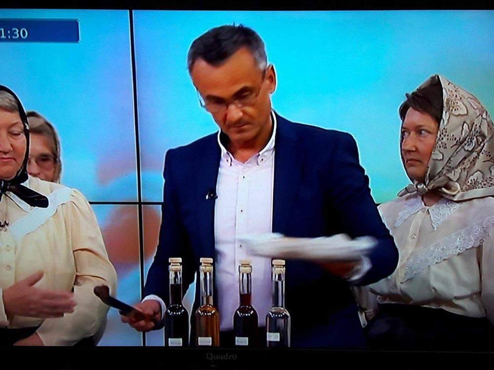 Udruga žena Glogovac u emisiji Dobro jutro Hrvatska