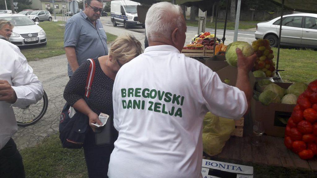 """Održani 20. """"Dani zelja i bregovske pite"""""""