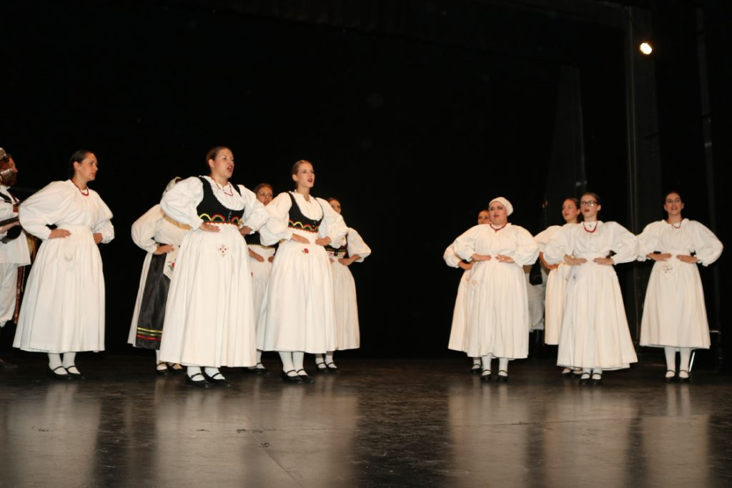 KUD Rudar na XIX Županijskoj smotri folklornih ansambala