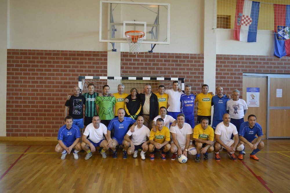 Malonogometni turnir branitelja UDVDR ogranak Kop. Bregi
