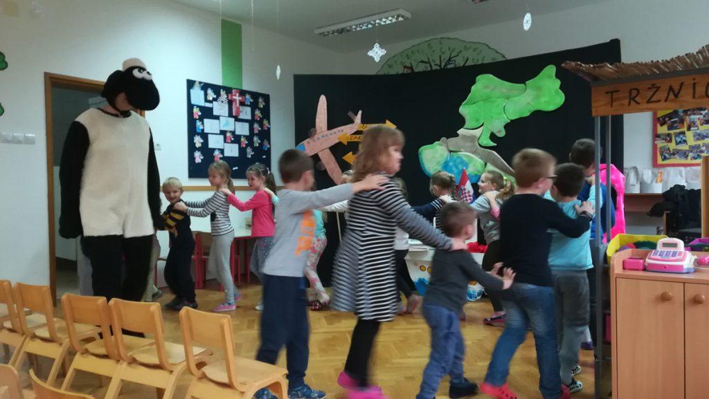 Predstava u dječjem vrtiću ˝Potočić˝