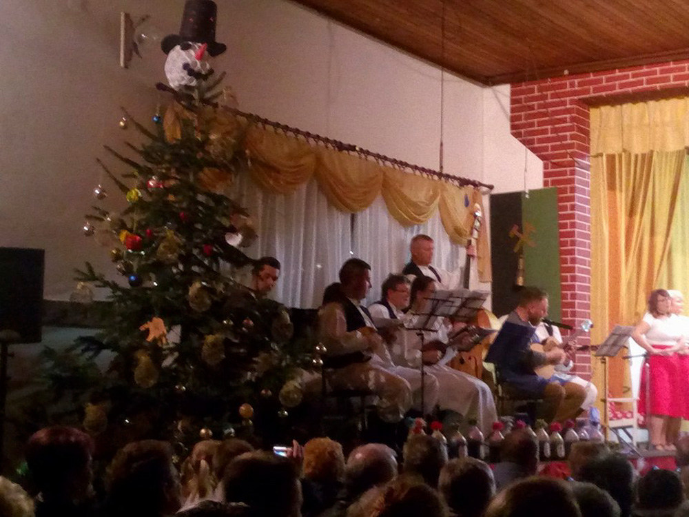 Božićni koncert KUD-a Rudar Glogovac