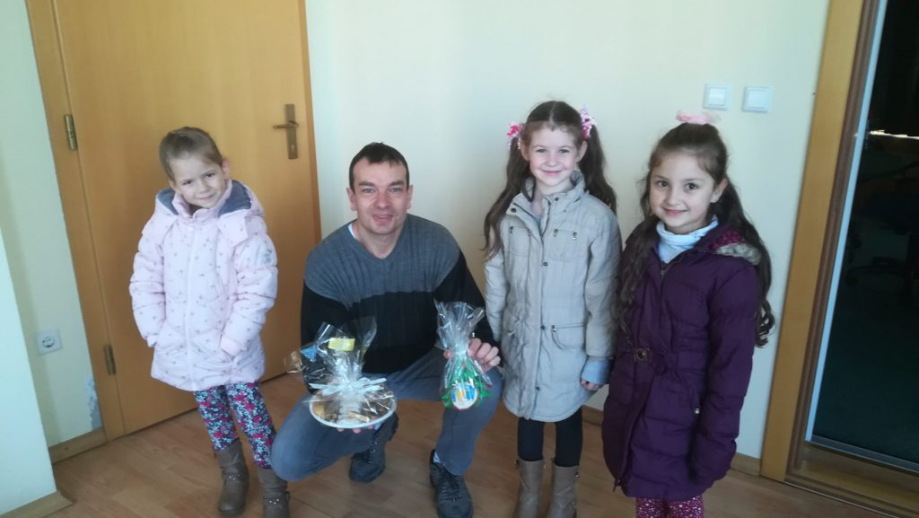Mali bregovski čestitari