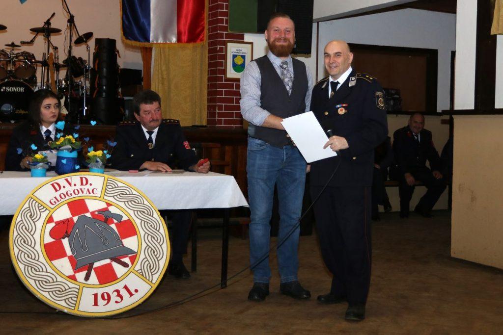 DVD Glogovac održao 87. redovitu izvještajnu skupštinu