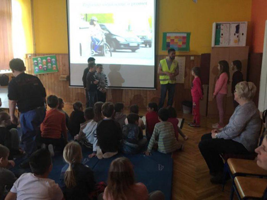 Preventivna akcija Ministarstva unutarnjih poslova u OŠ Koprivnički Bregi