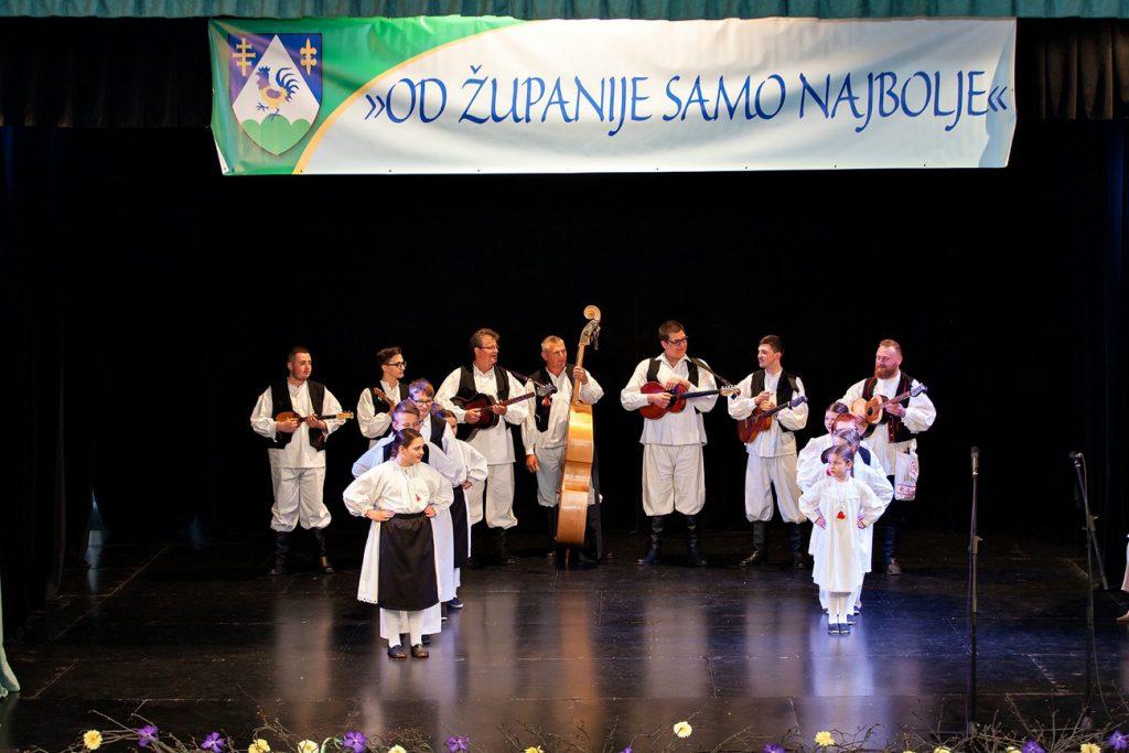 """""""Rudari"""" sudjelovali na svečanom koncertu """"Od Županije samo najbolje"""""""