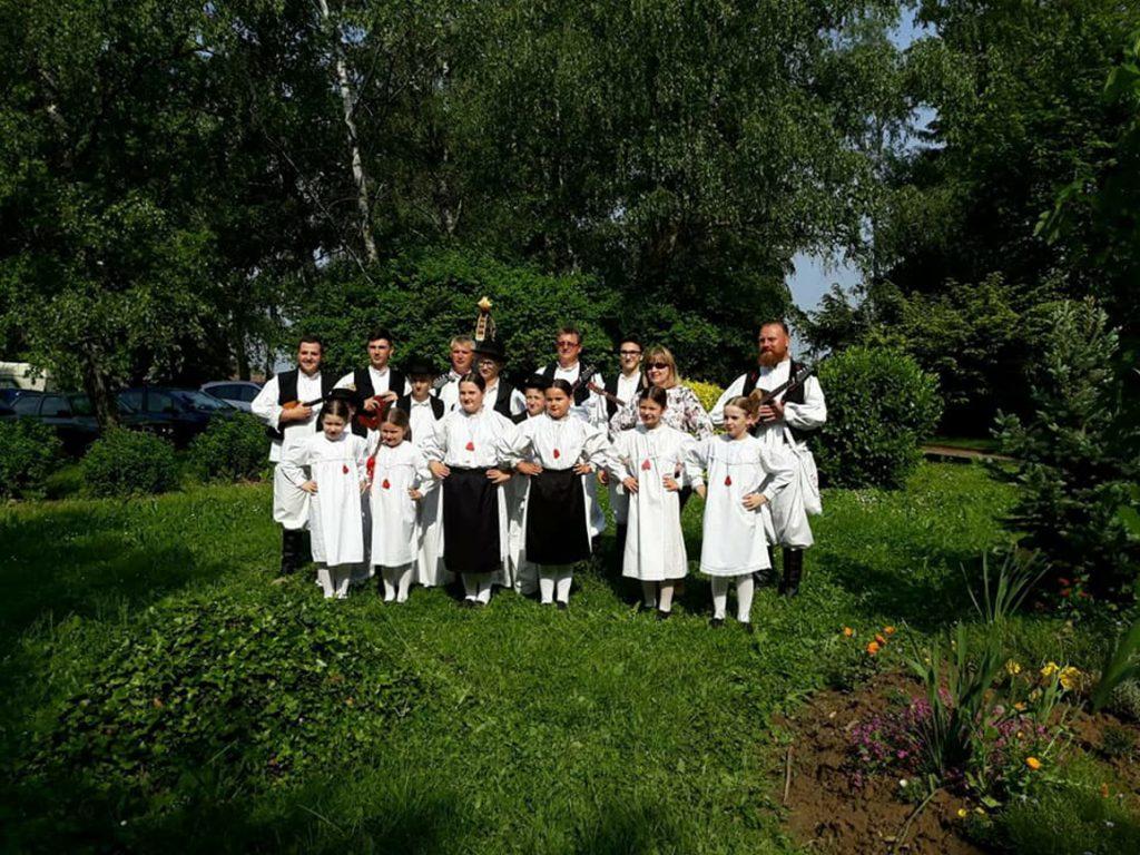 Mali Rudari su u pet najboljih dječjih grupa Županije