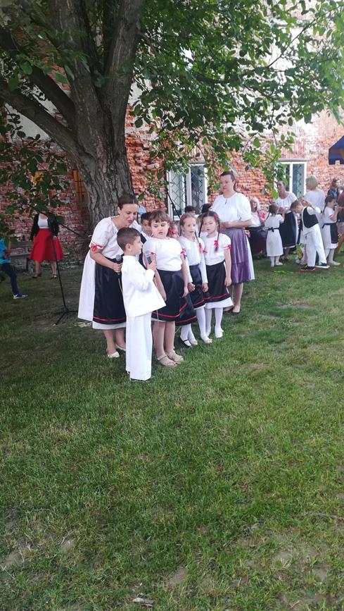 Potočići na  Međunarodnom danu Muzeja u Koprivnici