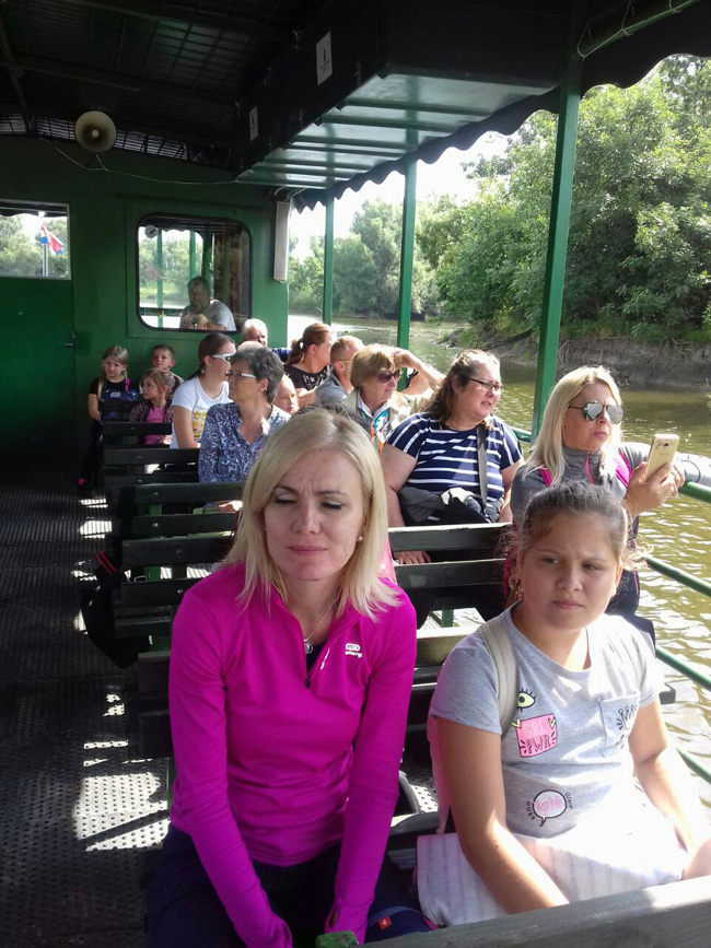 Izlet u Kopački rit, Vukovar i Osijek