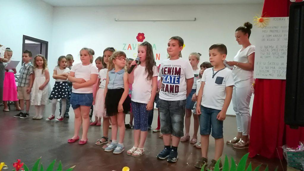 Završna svečanost Potočića