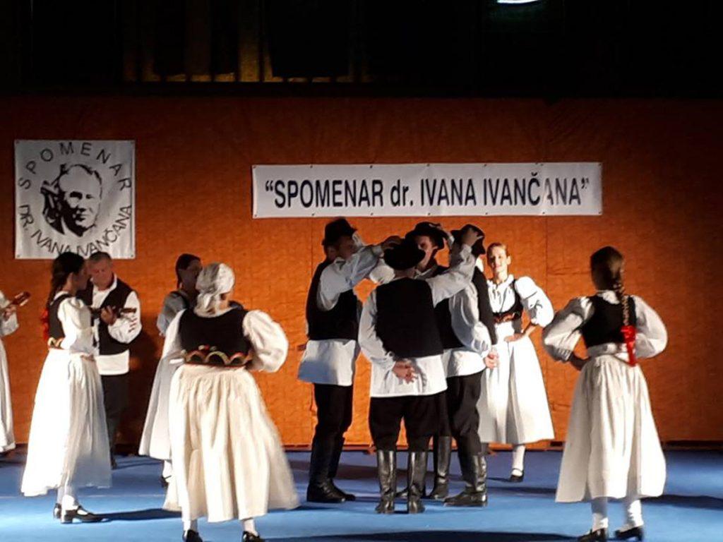 """Članovi KUD-a """"Rudar"""" sudjelovali su na manifestaciji 3. """"Spomenar dr. Ivanu Ivančanu"""""""