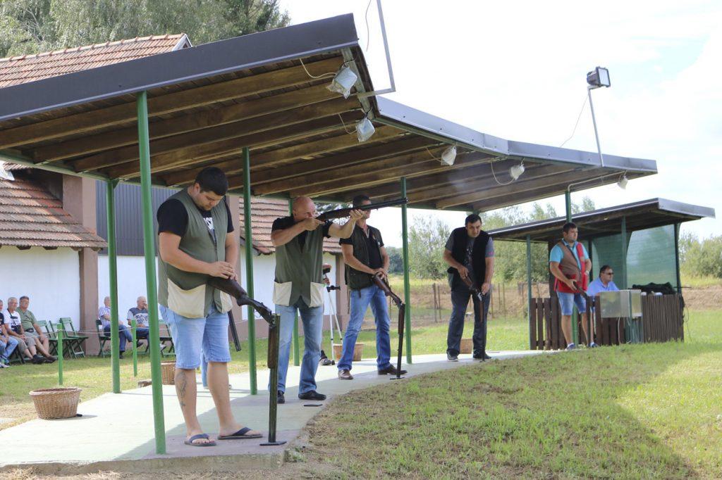 Održano natjecanje u gađanju glinenih golubova