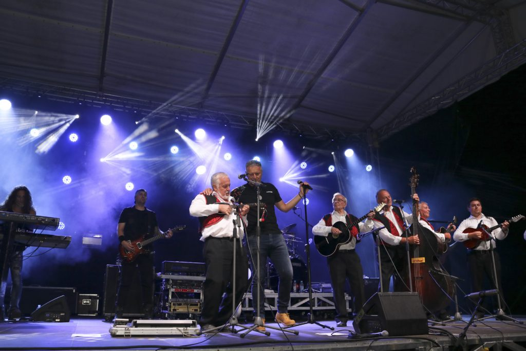 Tisuće obožavatelja na koncertu Marka Perkovića Thompsona