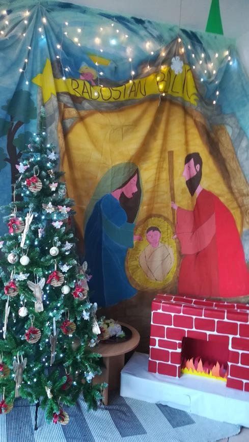 Održana božićna radionica