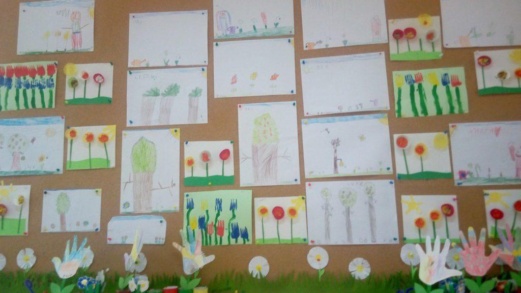 Proljeće u Dječjem vrtiću Potočić