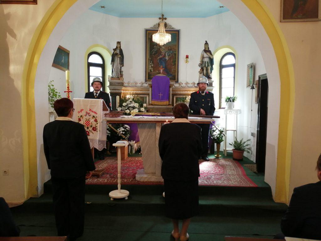 Straža kod Isusova groba u Glogovcu